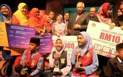 Keputusan Anugerah Pembestarian Sekolah (Kebangsaan) 2016