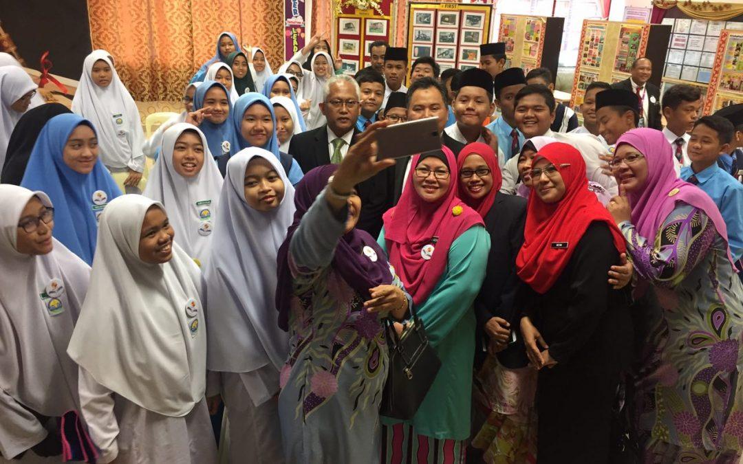 Penilaian Makmal Komputer Anugerah Teknopen Negeri Selangor 2017