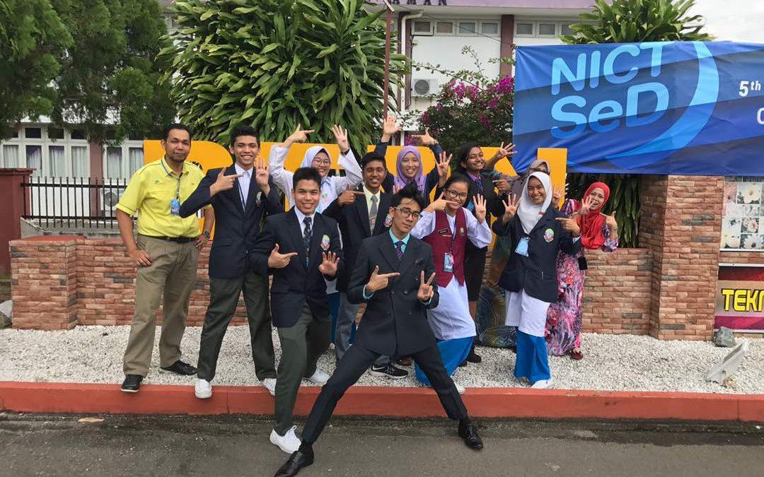 Tahniah ! Team Selangor Layak ke Final NICTSeD 2017