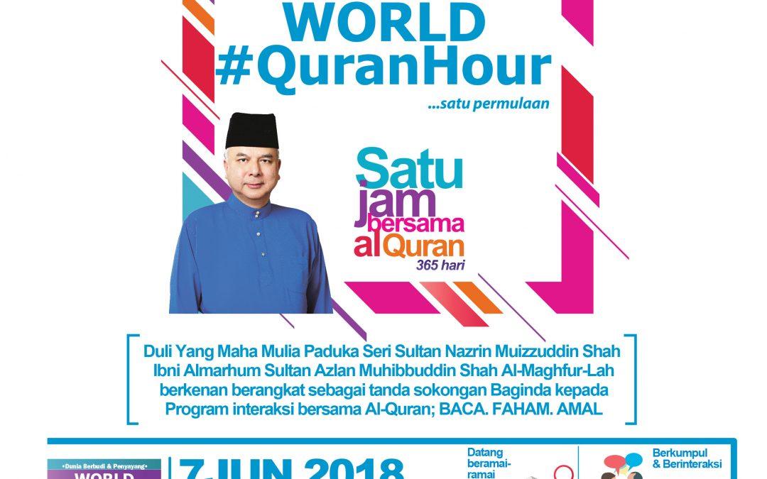 Quran Hour BTPN Selangor