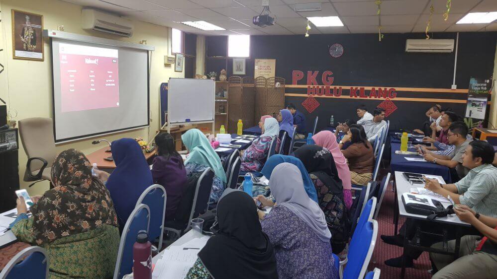 Outreach SSQS PKG Hulu Klang