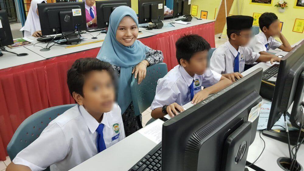 Ujilari DCS Sekolah Rendah