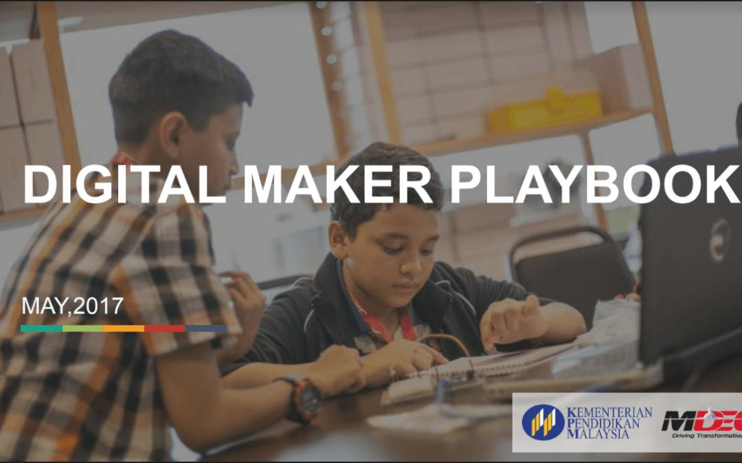 Berminat ? Mohonlah Digital Maker Hub (DMH)