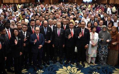 Majlis Amanat & Aspirasi YAB Perdana Menteri
