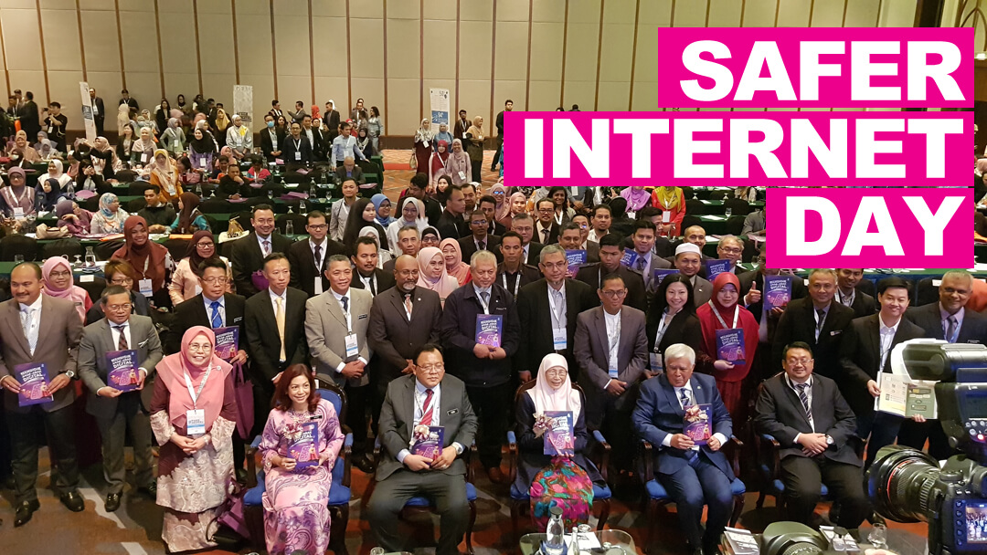 Pelancaran Hari Keselamatan Internet Malaysia