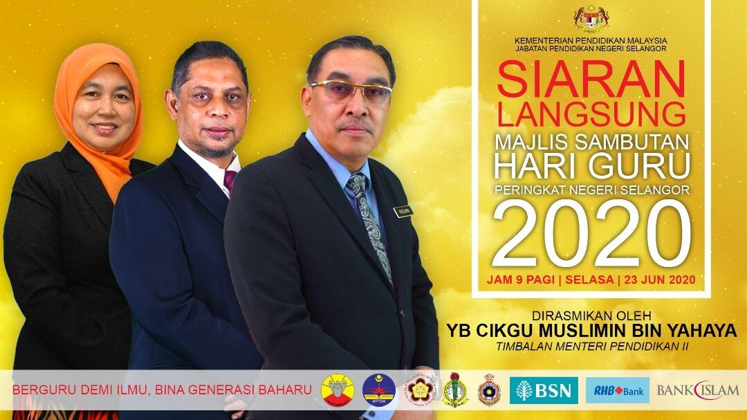Sambutan Hari Guru Peringkat Negeri Selangor