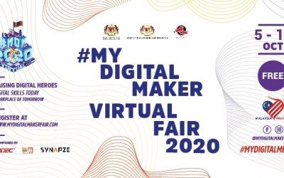 MYDIGITALMAKER Virtual Fair 2020