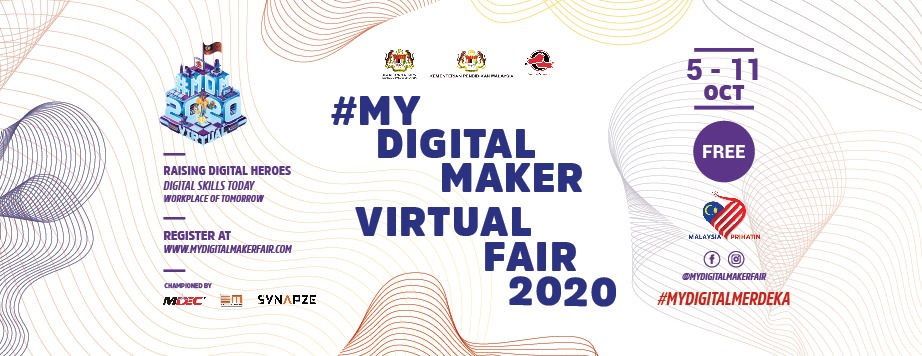 MYDIGITALMAKER Virtual Fair 2020