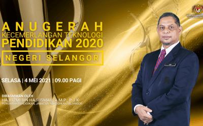 Anugerah Kecemerlangan Teknologi Pendidikan 2020